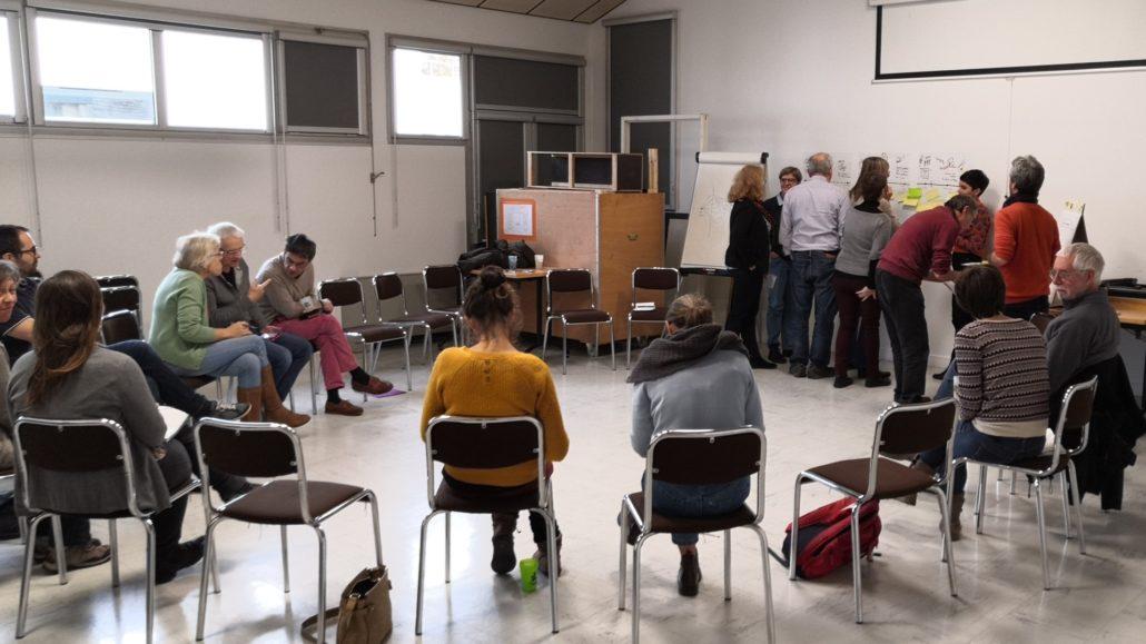 """Ateliers """"Projet Associatif"""""""