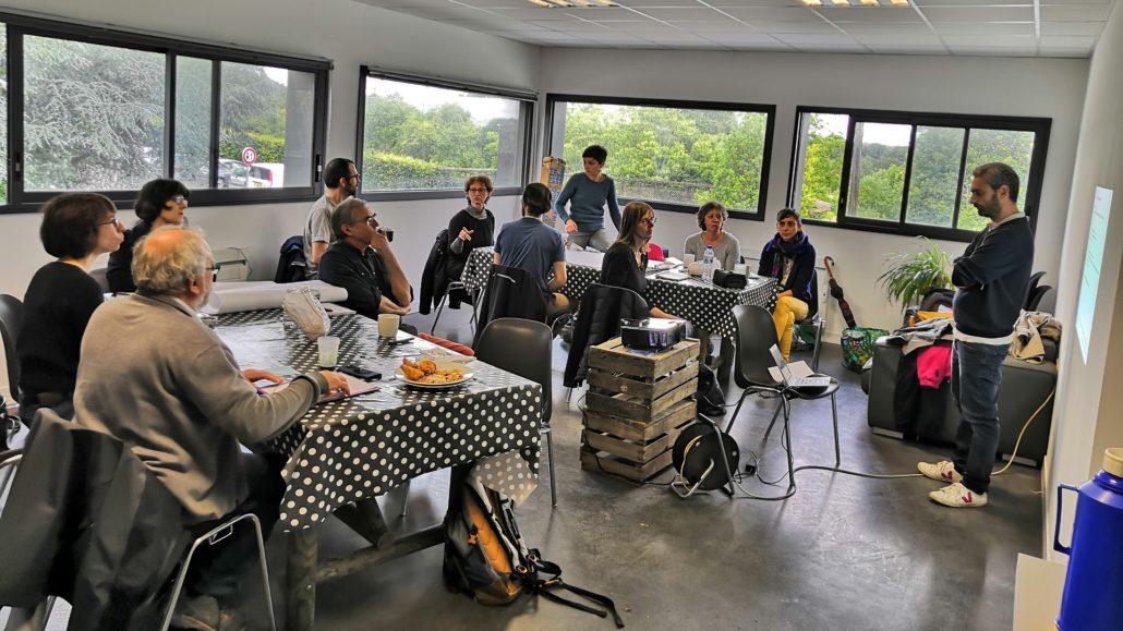 """Ateliers """"Projet Associatif"""" 2020"""